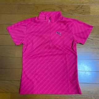 PUMA - ポロシャツ レディース プーマ ゴルフウェア