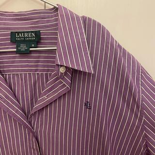 ラルフローレン(Ralph Lauren)のRALPH LAUREN ストライプシャツ(シャツ/ブラウス(長袖/七分))