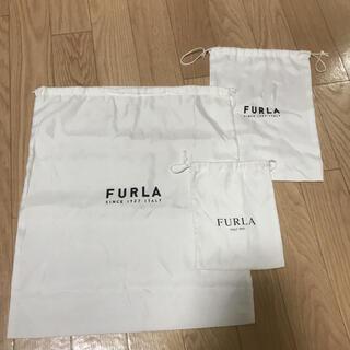 フルラ(Furla)のフルラ FURLA 保存袋  3枚set(ショップ袋)