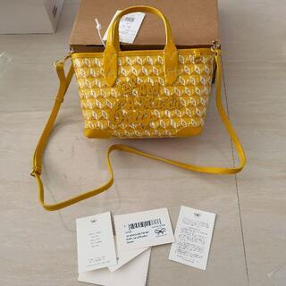 ANYA HINDMARCH - I AM A Plastic Bag ミニモチーフトートバッグ