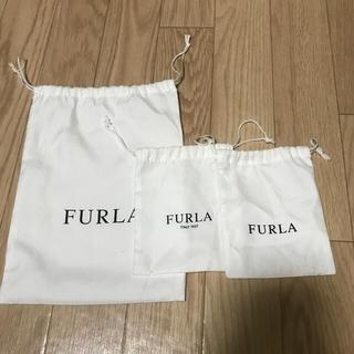 フルラ(Furla)のフルラ 保存袋  FURLA 3枚セット(ショップ袋)