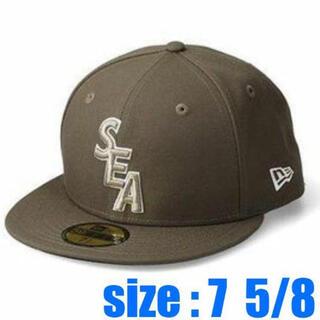 NEW ERA - WIND AND SEA x NEW ERA 59FIFTY CAP 7 5/8