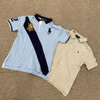 POLO RALPH LAUREN - ラルフローレン ポロシャツ キッズ 150cm 2枚セット