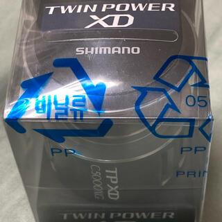 SHIMANO - 21ツインパワーxd c5000スプール