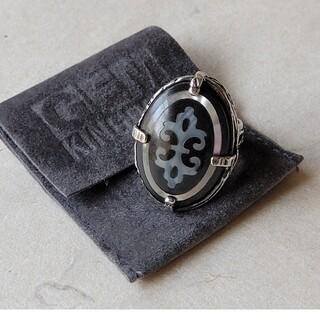 アッシュペーフランス(H.P.FRANCE)の美品!!◆ジェムキングダム Gem Kingdom◆装飾インレイ リング(リング(指輪))