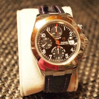 チュードル(Tudor)のTUDOR チュードル クロノタイム 79280 タイガーモデル ROLEX(腕時計(アナログ))