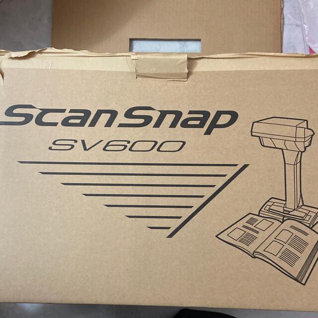 富士通(フジツウ)のscan snap SV600 スマホ/家電/カメラのPC/タブレット(PC周辺機器)の商品写真