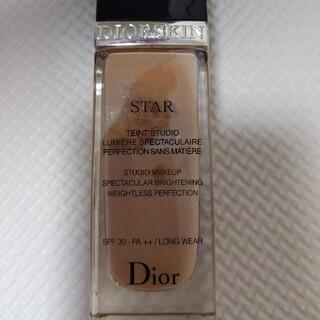 ディオール(Dior)のDior スキンスターフルイド 20(ファンデーション)