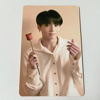 防弾少年団(BTS) - BTS memories of 2019 DVD トレカ ジョングク グク