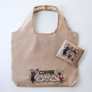 タリーズコーヒー(TULLY'S COFFEE)のタリーズ トムとジェリー エコバッグ(エコバッグ)