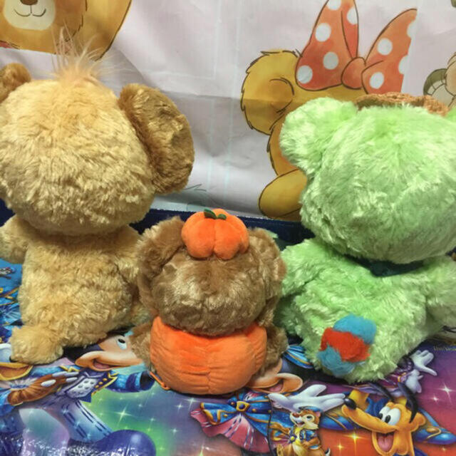 Disney(ディズニー)のユニベア  ぬいぐるみ セット エンタメ/ホビーのおもちゃ/ぬいぐるみ(ぬいぐるみ)の商品写真