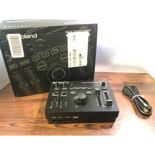 ローランド(Roland)の美品 Roland VT-4 ボイスチェンジャー トランスフォーマー(オーディオインターフェイス)