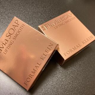 フラバンジェノール フラビア ソープ リフティングスムース EX 洗顔石鹸 夜用(洗顔料)