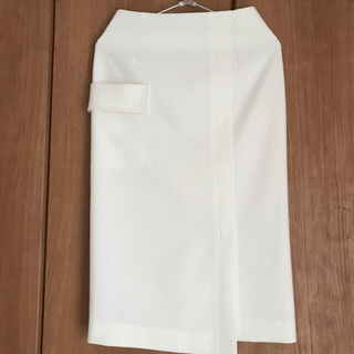 Loungedress - ラウンジドレス タイトスカート ホワイト