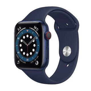 アップルウォッチ(Apple Watch)のApple Watch Series 6 44mm GPS+セルラー未開封(その他)