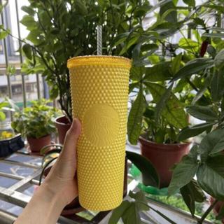 Starbucks Coffee - 台湾 スターバックス 24oz Bling TOGOタンブラー イエロー 黄色