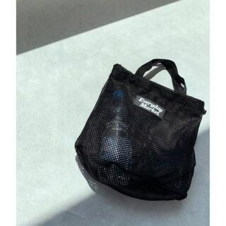 ドゥーズィエムクラス(DEUXIEME CLASSE)のDeuxieme Classe 【SKIN/スキン】 メッシュ バッグ(トートバッグ)