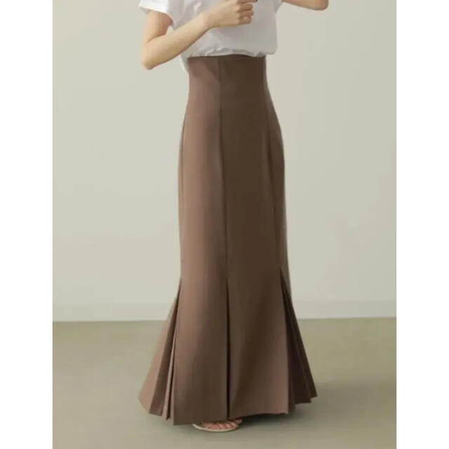 TODAYFUL(トゥデイフル)のlouren マーメイドスカート Mサイズ レディースのスカート(ロングスカート)の商品写真