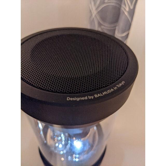 BALMUDA(バルミューダ)のバルミューダ  BALMUDA THE Speaker スマホ/家電/カメラのオーディオ機器(スピーカー)の商品写真