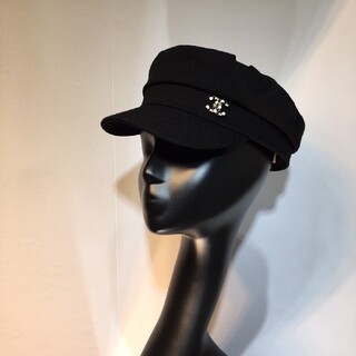 CHANEL - 超美品 chanel 帽子を