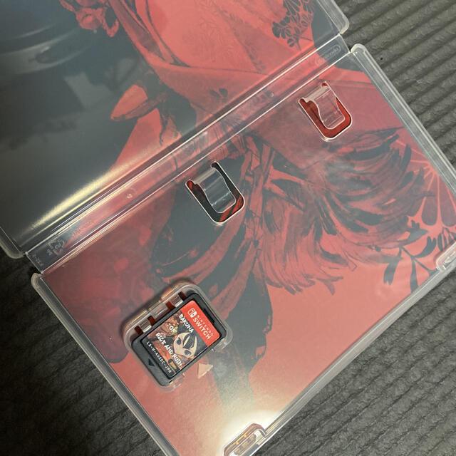Nintendo Switch(ニンテンドースイッチ)の天穂のサクナヒメ Switch エンタメ/ホビーのゲームソフト/ゲーム機本体(家庭用ゲームソフト)の商品写真