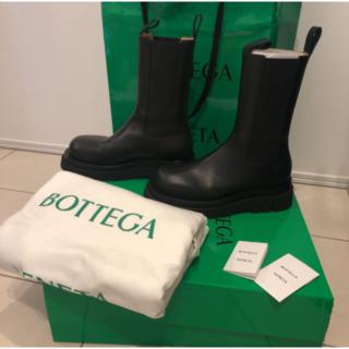 Bottega Veneta - BOTTEGA ザ・ラグ ブーツ 新品 箱あり!