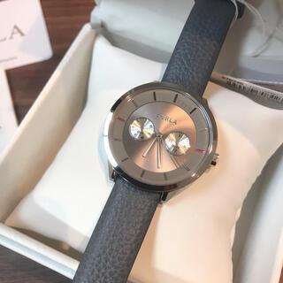 フルラ(Furla)の【上品】FURLA フルラ レディース 腕時計 本革 レザーベルト プレゼント(腕時計)