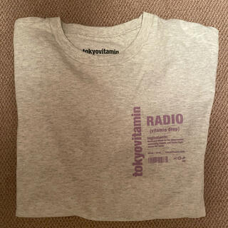 GDC - tokyovitamin 限定ロンT tシャツ