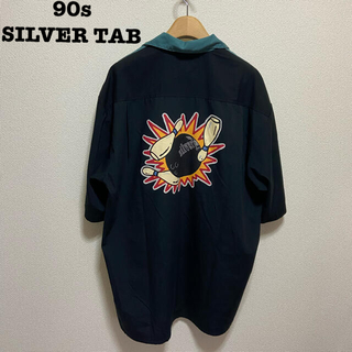 リーバイス(Levi's)のリーバイス 90s SILVER TAB シルバータブ ボーリングシャツ (シャツ)