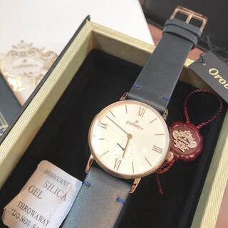 Orobianco - 【日本製】オロビアンコ メンズ 腕時計 ラウンド 白 ホワイト プレゼント