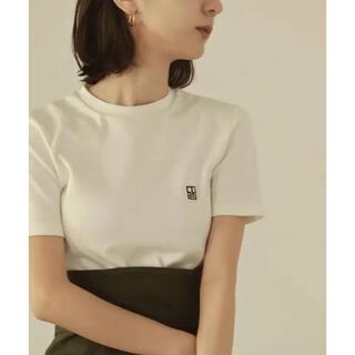 TODAYFUL - louren logo T shirt  Tシャツ