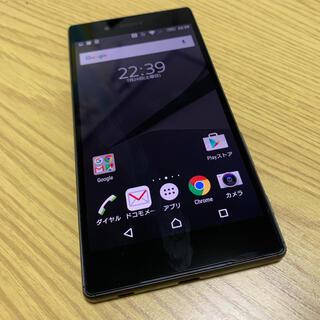 SONY - 美品!Xperia Z5 Black 32 GB SIMフリー