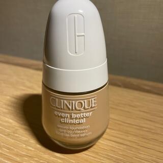 CLINIQUE - CLINIQUE ファンデーション クリームベージュ