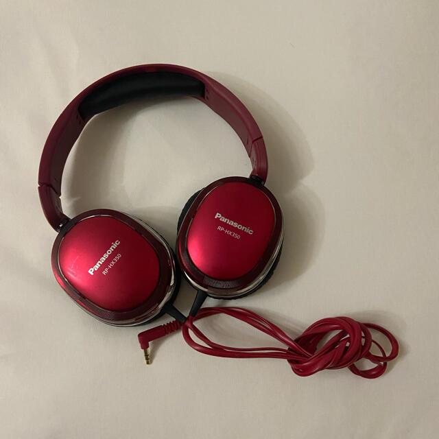 Panasonic(パナソニック)のPanasonic ヘッドホン 新品未使用 スマホ/家電/カメラのオーディオ機器(ヘッドフォン/イヤフォン)の商品写真