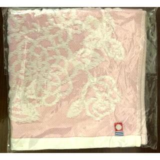 イマバリタオル(今治タオル)の新品 日本製 今治 ハンドタオル ピンク(タオル/バス用品)