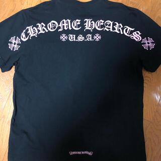 Chrome Hearts - クロムハーツ Tシャツ Matty Boy ピンクアーチ JPタグ マッティ