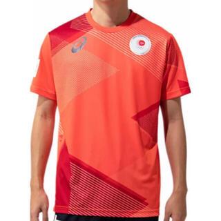 アシックス(asics)の新品 未開封  asics アシックス  東京オリンピック Tシャツ(Tシャツ/カットソー(半袖/袖なし))