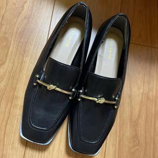 シマムラ(しまむら)のしまむら×MUMU ローファーパンプス(ローファー/革靴)
