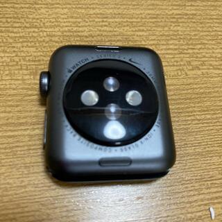 アップルウォッチ(Apple Watch)のアップルウォッチ3 38mm アルミケース(その他)