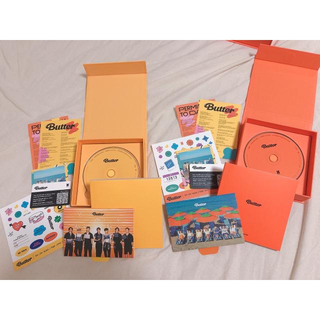 防弾少年団(BTS)(ボウダンショウネンダン)のほこ様専用 エンタメ/ホビーのCD(K-POP/アジア)の商品写真