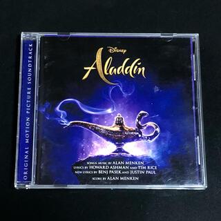 【CD】「アラジン」オリジナル・サウンドトラック 英語盤(映画音楽)