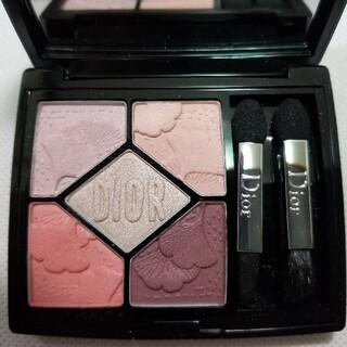 ディオール(Dior)の残量7~8割程度 ディオール サンククルール(アイシャドウ)