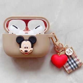 Disney - 新商品☆AirpodsProミッキーケース☆キーホルダーセット