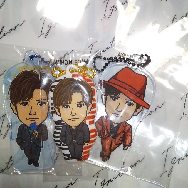 岩田剛典 セット エンタメ/ホビーのおもちゃ/ぬいぐるみ(キャラクターグッズ)の商品写真