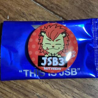 三代目 J Soul Brothers - 今市隆二 缶バッジ(キャラ)