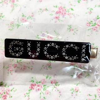 Gucci - 新品 GUCCI  ラインストーン ヘアピン ヘアクリップ