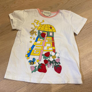 Gucci - グッチチルドレン Tシャツ
