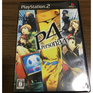 PlayStation2 - ペルソナ4 PS2 プレイステーション2用ソフト