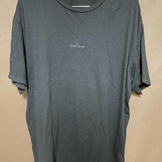 ストーンアイランド(STONE ISLAND)のSTONE ISLAND ストーンアイランド ロゴ 刺繍 Tシャツ(Tシャツ/カットソー(半袖/袖なし))