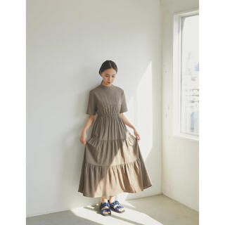 【完売商品】RANDEBOO  Minimal dress